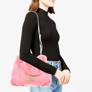 {Marc Marc Jacobs} Classic Q Fran Leather Hobo NEW